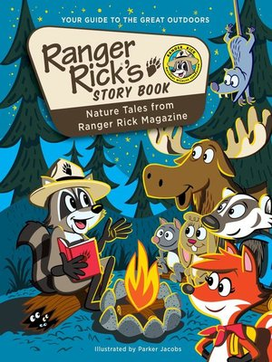 cover image of Ranger Rick's Storybook