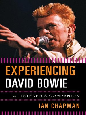 cover image of Experiencing David Bowie