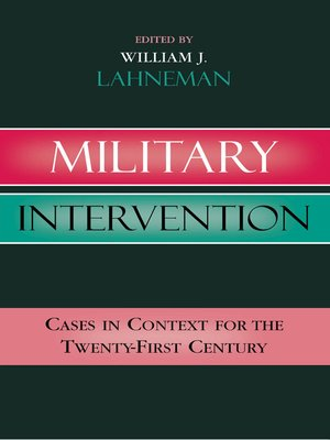 cover image of Military Intervention