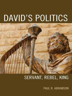 cover image of David's Politics
