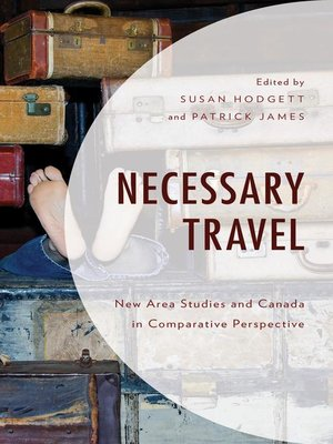 cover image of Necessary Travel