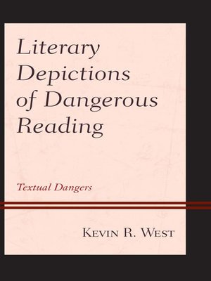 cover image of Literary Depictions of Dangerous Reading