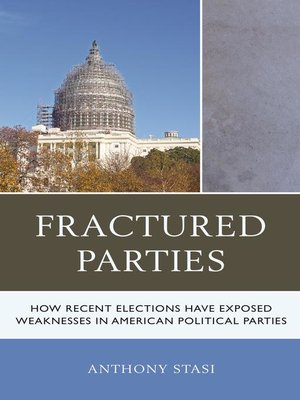 cover image of Fractured Parties