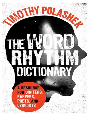 cover image of The Word Rhythm Dictionary