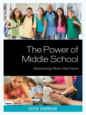 cover image of The Power of Middle School