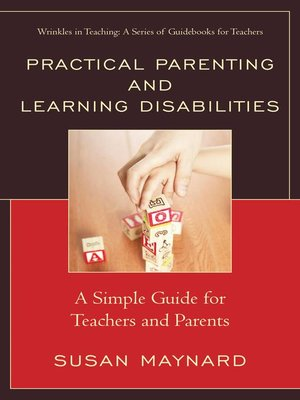 cover image of Practical Parenting and Learning Disabilities