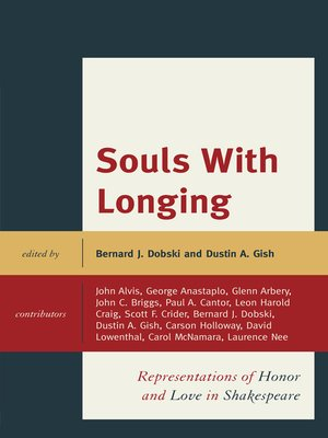 cover image of Souls with Longing