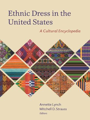 cover image of Ethnic Dress in the United States