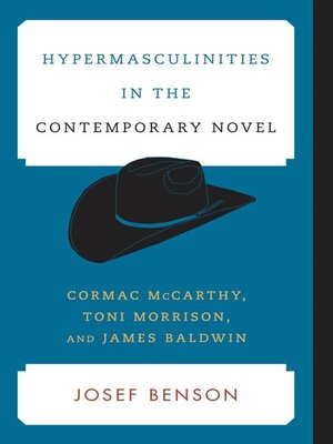 cover image of Hypermasculinities in the Contemporary Novel