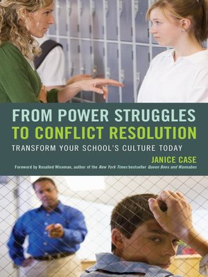 cover image of From Power Struggles to Conflict Resolution