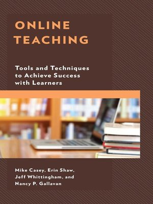 cover image of Online Teaching