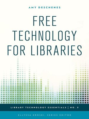 cover image of Free Technology for Libraries