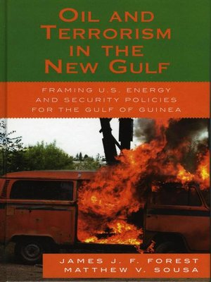 cover image of Oil and Terrorism in the New Gulf