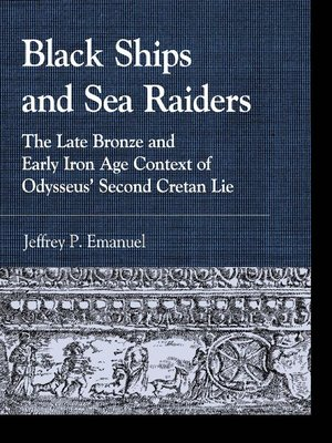 cover image of Black Ships and Sea Raiders