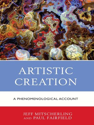 cover image of Artistic Creation