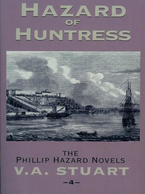 cover image of Hazard of Huntress