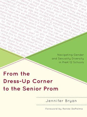 cover image of From the Dress-Up Corner to the Senior Prom