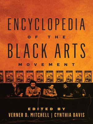 cover image of Encyclopedia of the Black Arts Movement