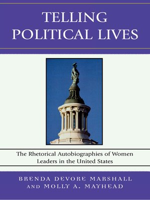 cover image of Telling Political Lives