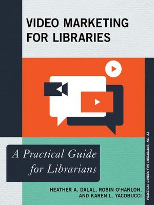 cover image of Video Marketing for Libraries