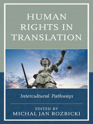 cover image of Human Rights in Translation