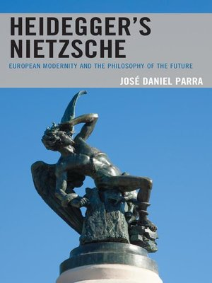 cover image of Heidegger's Nietzsche