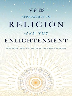 cover image of New Approaches to Religion and the Enlightenment