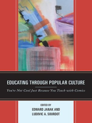 cover image of Educating through Popular Culture