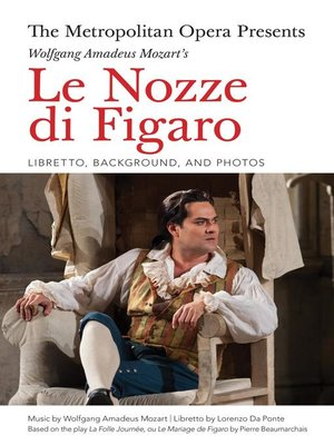 cover image of The Metropolitan Opera Presents