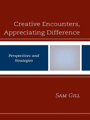 cover image of Creative Encounters, Appreciating Difference