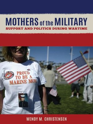 cover image of Mothers of the Military