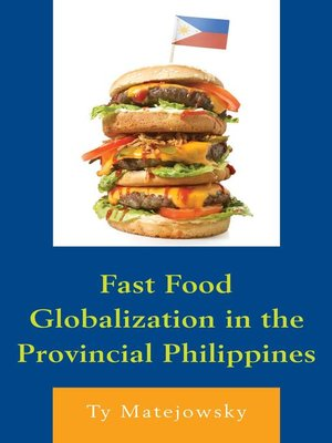 History Of Fast Food Industry In The Philippines