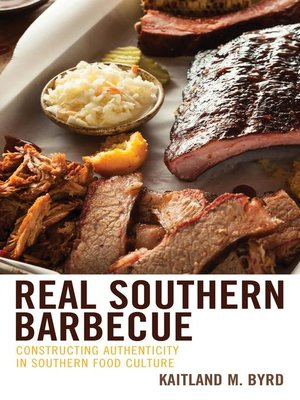 cover image of Real Southern Barbecue