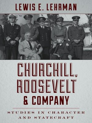 cover image of Churchill, Roosevelt & Company