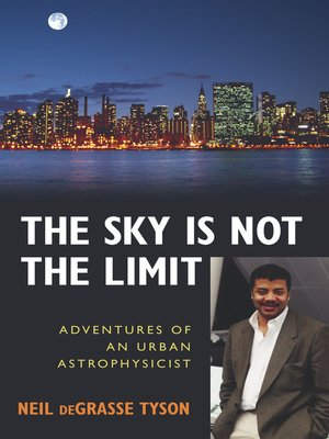cover image of The Sky Is Not the Limit