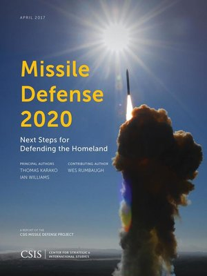 cover image of Missile Defense 2020