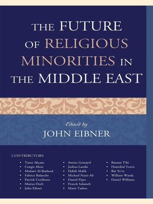 cover image of The Future of Religious Minorities in the Middle East