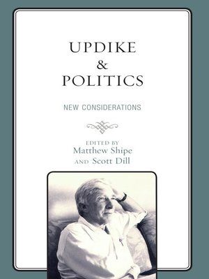 cover image of Updike and Politics