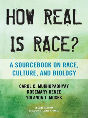 cover image of How Real is Race?