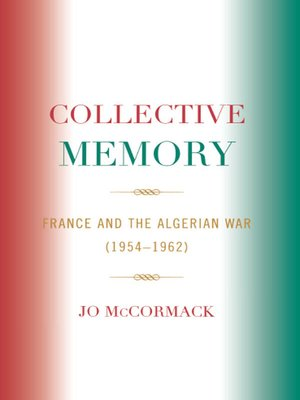 cover image of Collective Memory