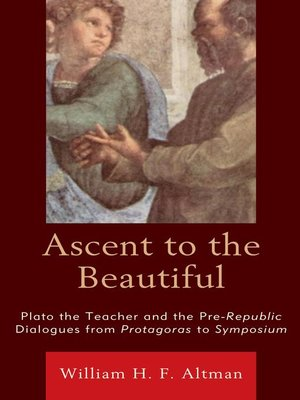 cover image of Ascent to the Beautiful