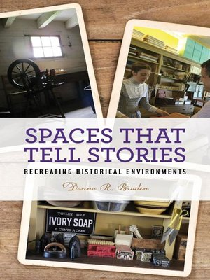 cover image of Spaces that Tell Stories