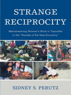 cover image of Strange Reciprocity