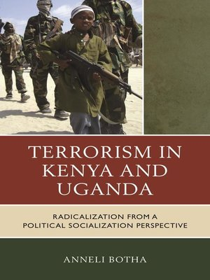 cover image of Terrorism in Kenya and Uganda