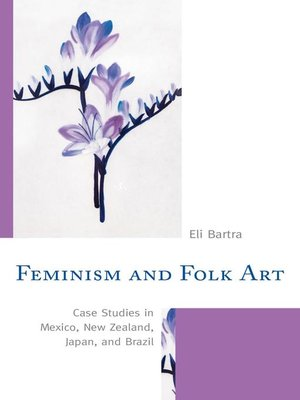 cover image of Feminism and Folk Art