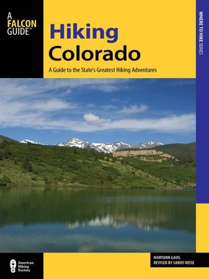 cover image of Hiking Colorado