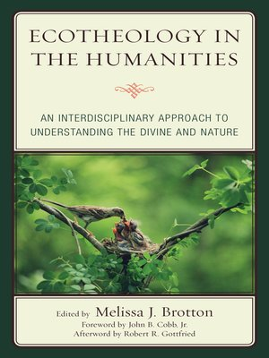 cover image of Ecotheology in the Humanities