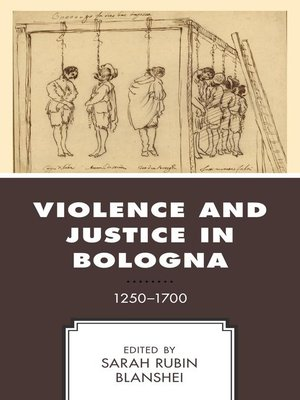 cover image of Violence and Justice in Bologna