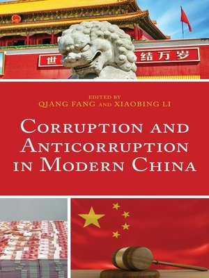 cover image of Corruption and Anticorruption in Modern China