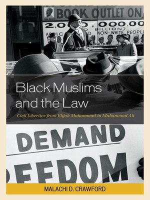 cover image of Black Muslims and the Law